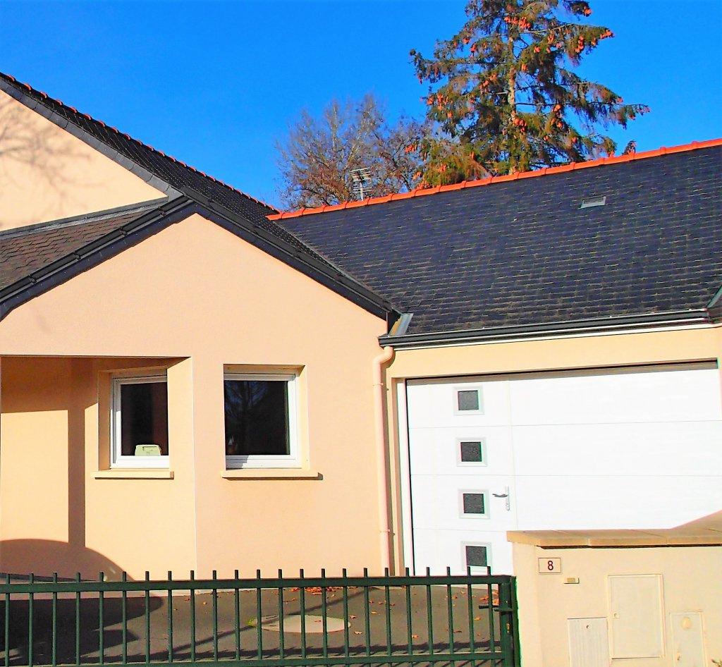 Vente Maison Saint Léger des Bois