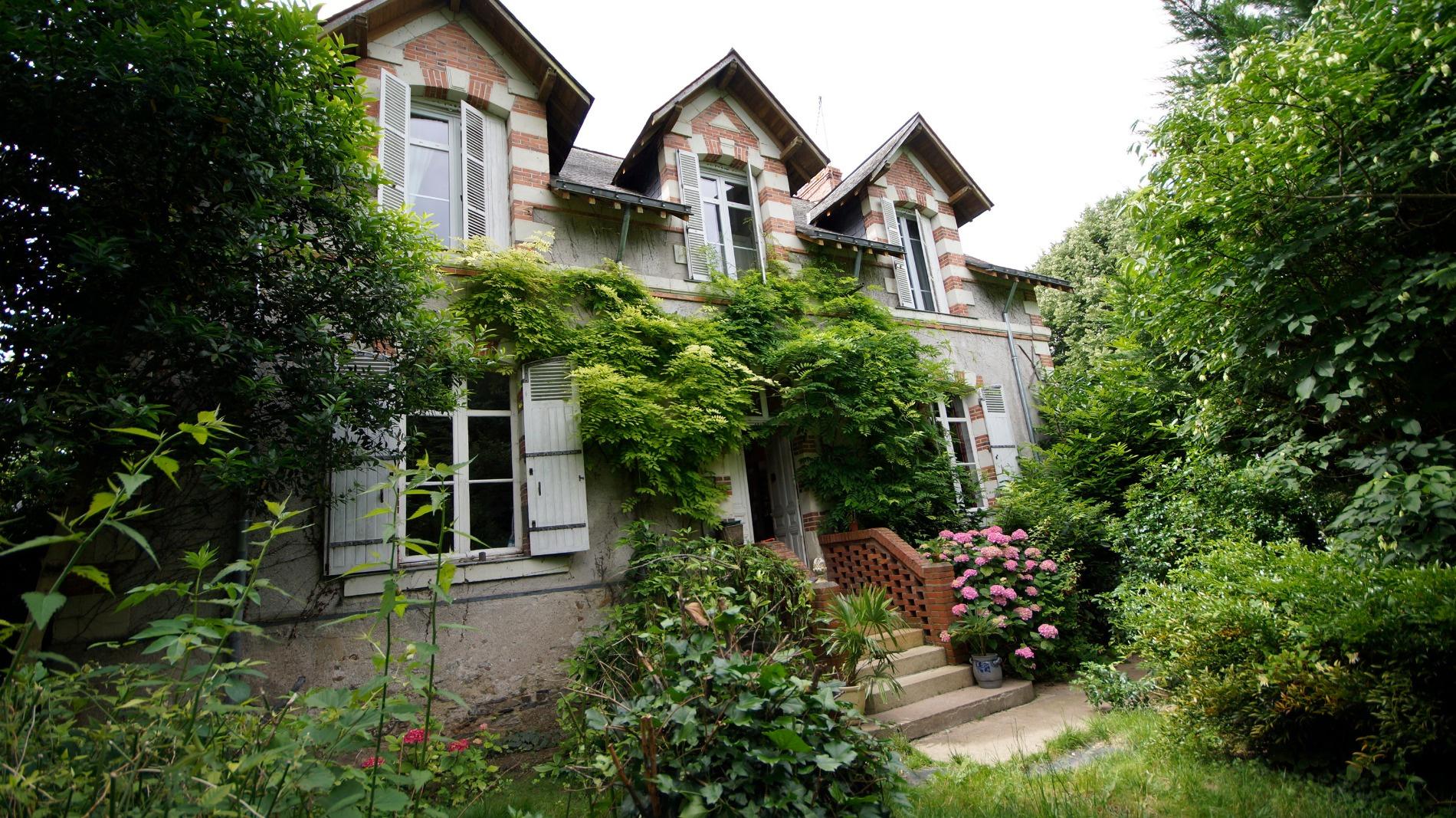 Vente maison briollay briollay 313500 for Maison vente