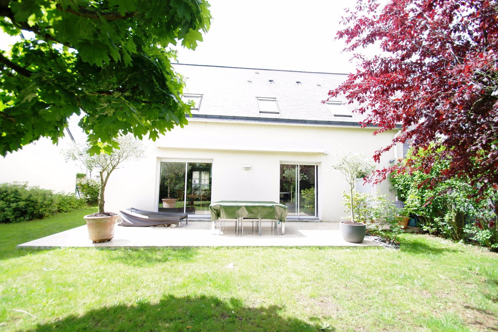Vente maison angers 4 pi ces angers 335000 for Garage ad angers st serge