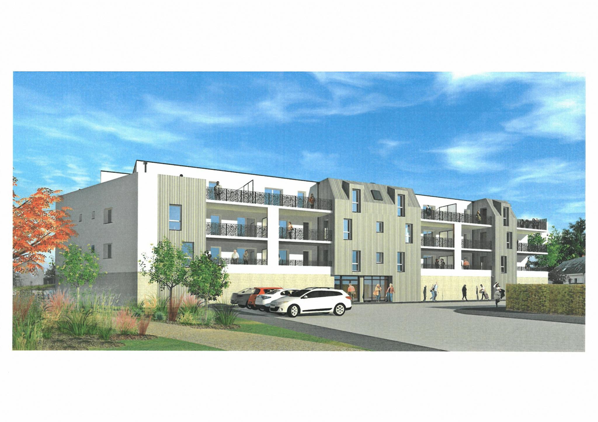 Vente Appartement ST SYLVAIN D ANJOU